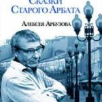 Сказки старого Арбата